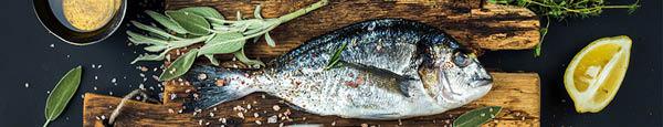 Fischspeisen
